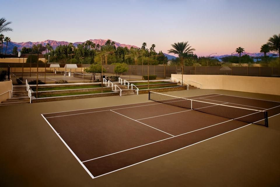The Club Tennis Courts
